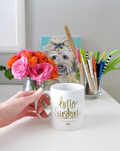 {Online Shop} Bright Mornings! - Ashley Brooke Designs