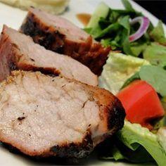Marinated Pork Tenderloin - Allrecipes.com