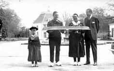 Krentewegge tgv de geboorte van Willem Alexander. Folkloristische Vereeniging Markelo » Koninklijk huis