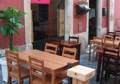 WINE LOVER Rua das Gáveas, 38, #Lisbon Another recent wine bar in Bairro Alto, this one has a nice interior but best of all is the possibility of sitting outside people-watching. It lists a good variety of #Portuguese wines, always to the sound of music