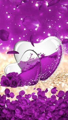 Wallpaper For Your Phone, Heart Wallpaper, Purple Wallpaper, Locked Wallpaper, Wallpaper Iphone Cute, Cellphone Wallpaper, Colorful Wallpaper, Wallpaper Backgrounds, Screen Wallpaper