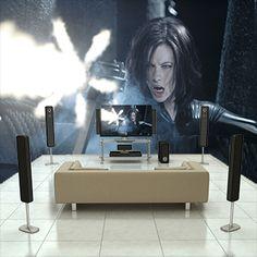 Home Theater um cinema em casa, saiba instalar o aparelho e alocar as caixas de som