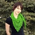 Medusa shawl from Craftsy.... I'd never finish it, but ideally I'd like to make it