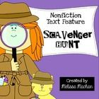 Nonfiction Text Feature Scavenger Hunt {FREE} Williams Baird Willis Milsaps L Lynn Ward Ward Barbour - this would be good for small groups or read to self! Reading Lessons, Reading Strategies, Teaching Reading, Library Lessons, Library Ideas, Reading Activities, Teaching Ideas, Nonfiction Text Features, Fiction And Nonfiction