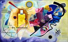 El bazar de la Retórica: Los colores de Kandinsky