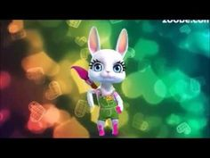 Zoobe Зайка Песни, Нарезка-Микс из клипов с Зайкой, Попурри, 32шт, выпуск 1 - YouTube