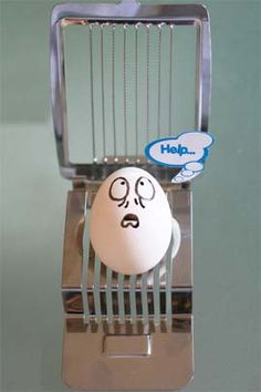 40 Creative and Funny Egg Paintings | The Design Inspiration