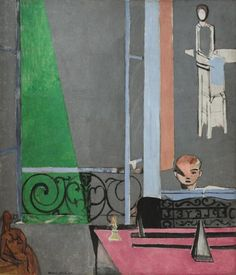 "Henri Matisse, Piano Lesson, 1916-17, Oil on Canvas, 96-1/2 x 83-3/4"". The Museum of Modern Art, New York. Mrs. Simon Guggenhiem Fund"