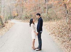 Engagement Session: Mai Lan and Alexander | Engagement Session | Washingtonian | Photos: Vicki Grafton