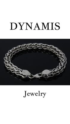 Mens Silver Jewelry, Sterling Silver Bracelets, Jewelry Crafts, Handmade Jewelry, Handmade Sterling Silver, Bracelets For Men, Valentines Day, Biker, Men's Fashion