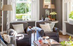 Lo que más le gusta a Henk Teunissen es diseñar muebles y objetos artesanales. Con la misma pasión creó su casa familiar. ¿Quieres visitarla con nosotros? ¡Entra y disfruta!.