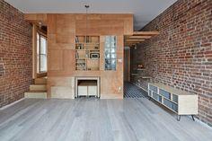 Peter Kostelov · Uptown Transformer Apartment