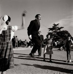 Dali, Catala Roca; 1953