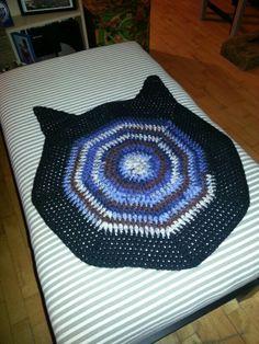 Kitten blanket for the spoiled cat