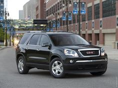This is what you need! 2013 GMC Acadia My Dream SUV