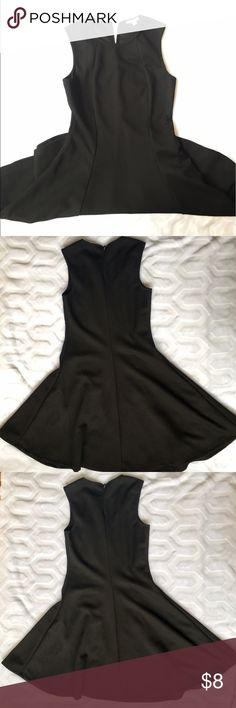 Moving sale! Soprano Black skater dress, XS/S 95% poly, 5% spandex. Wore once, I'd say it's more like a xs, great condition, priced to sell- Make a bundle- your offer won't offend me bc Im moving and it's either I sell it for however much or I throw it out and add more waste to the world. Soprano Dresses Mini