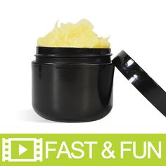 Watch the unique process behind making Hair & Beard Pomade! This pomade can be used every day to look styled and groomed, a great addition to an men's product line. Hair Pomade, How To Make Hair, Food To Make, Treat Ingrown Hair, Hair And Beard Styles, Soap Maker, Wholesale Supplies, Good Manufacturing Practice