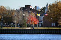 Burlington, NJ: Historic Waterfront