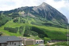 Mt. Crested Butte Spring time in Mt. Crested Butte, Colorado  The bustling resort village of MT. CRESTED BUTTE, COLORADO home to world-renowned Crested Butte Mountain Resort (CBMR), is the launching point for incredible outdoor adventure, recreation and entertainment. The base area features premier lodging, meeting and event venues, dining, shopping and activities.