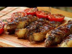 Bifes de Chorizo con Sal de Romero - Receta Locos X el Asado - YouTube