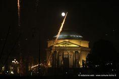 San Giovanni 2013: lo spettacolo pirotecnico. #Torino