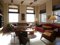 Living Room in New York, NY by 2Michaels