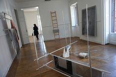 #CasaLeibniz II Palacio de Santa Bárbara  #Madrid #Arte #Art #ArteContemporáneo #ContemporaryArt #ArteEspañol #FeriaDeArte #ArtFair #Arterecord 2016 https://twitter.com/arterecord