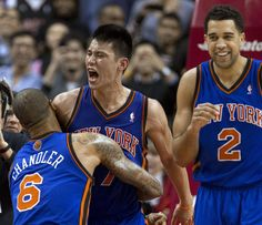 Lin's amazing story gets a thrilling finish