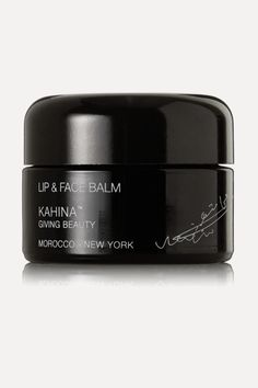 Perfect for frequent flyers or after a long, cold winter, Kahina Giving Beauty's restorative balm soothes lips and dry skin, leaving them soft and supple. This velvety formula contains Shea Butter, Coconut Oil and Beeswax to deeply moisturize, plus Immortelle and Calendula to aid healing and boost cell renewal - it's also subtly fragranced with Geranium and Neroli to lift your spirits. - Carrot Seed Oil, Argan Oil and Sea Buckthorn Seed Oil deliver antioxidants and protect the skin's moisture ba Carrot Seed Oil, Carrot Seeds, Kahina Giving Beauty, Blue Tansy, Olive Fruit, Flower Oil, Skin Food, Argan Oil, Shea Butter