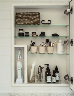 Bathroom Shelving | One Kings Lane
