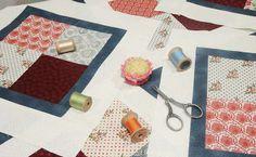 Aprèn a cosir patchwork amb un curs de 8 hores a escollir per 21€