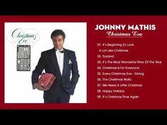 Johnny Mathis Christmas Songs Full Album - Best Christmas Songs Ever - YouTube Best Christmas Songs, Christmas Music, Christmas Time, Johnny Mathis, Wonderful Time, Album, Happy, Youtube, Musica