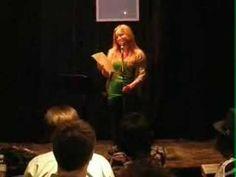 Mindy Nettifee - Cobalt Cafe - Amber Love Poem