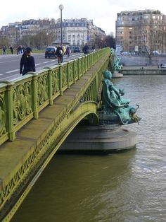 Pont Mirabeau, Paris
