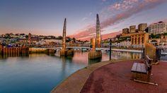Torquay harbour sunsetMike Stapleton Photography2014 South Devon, Seaside Resort, Gallery, World, Beautiful, Roof Rack, The World