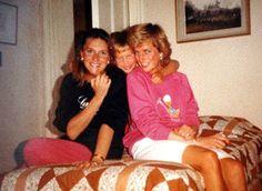 CAROLYN BARTHOLOMEW, amie de Diana , son fils JACK ,le 07 Aout 1989