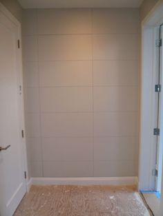 hidden door clossed Flat Panel - Closed