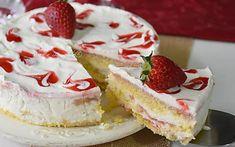 Torta tiramisu alle fragole fresca e con una ricetta speciale