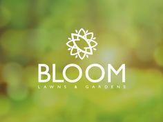 Bloom logo concept