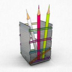 dejedeligar-071-940x626 Pencil Holder, Bookends, Products, Home Decor, Decoration Home, Room Decor, Pencil Holders, Home Interior Design, Gadget