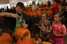 A few minutes with ... a pumpkin carver at Greenfield Village