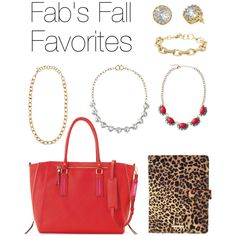 """Fabs fall favs"" by luckyandlovely on Polyvore"