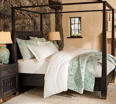 Farmhouse Canopy Bed Farmhouse Canopy Beds Canopy