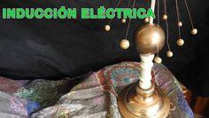 Estos experimentos se hicieron al principio de la investigación eléctrica y condujeron a comprender mejor esta energía Se observó que la electricidad al igual que el magnetismo tenia dos polos. Pero aun no se había encontrado ninguna relación entre magnetismo y electricidad. Por eso estos fenómenos producidos por esta energía a la que se había llamado electricidad se llamaron fenómenos eléctricos en este caso, fenómenos de inducción eléctrica o influencia eléctrica. Hemos cargado el…