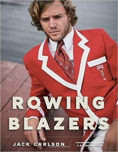 "Classic American style was born in British boathouses, where the very first blazers were fashioned for college rowing clubs. This book, created by champion rower Jack Carlson, offers an insider's guide to the elaborately striped, piped, trimmed, and badged garments, as well as the stories, elite athletes, historic clubs, and races associated with them. Featuring lush photographs by ""prep"" guru F.E. Castleberry"