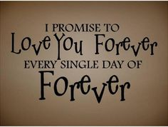 Discover and share I Love You Forever And Always Quotes. Explore our collection of motivational and famous quotes by authors you know and love. Always Love You Quotes, Love Quotes For Her, Cute Love Quotes, Love Yourself Quotes, Love U Forever Quotes, Love You Forever Book, Single Forever, To Infinity And Beyond, Picture Quotes