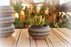 Hey, I found this really awesome Etsy listing at https://www.etsy.com/listing/399210439/ceramic-planter-pottery-navajo