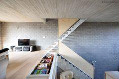 BULK architecten > projecten > woningen > TVB09