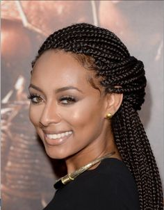 Braids...if i got some ever again they'd prob resemble these ..gorgeous! Keri Hilson