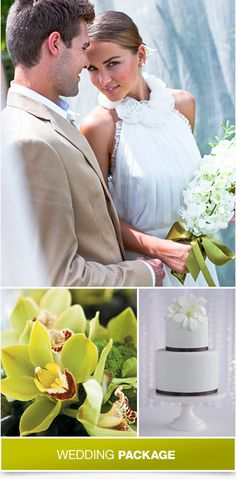 Chic & Natural...Call me @ 901-451-4110 for your destination wedding or honeymoon!